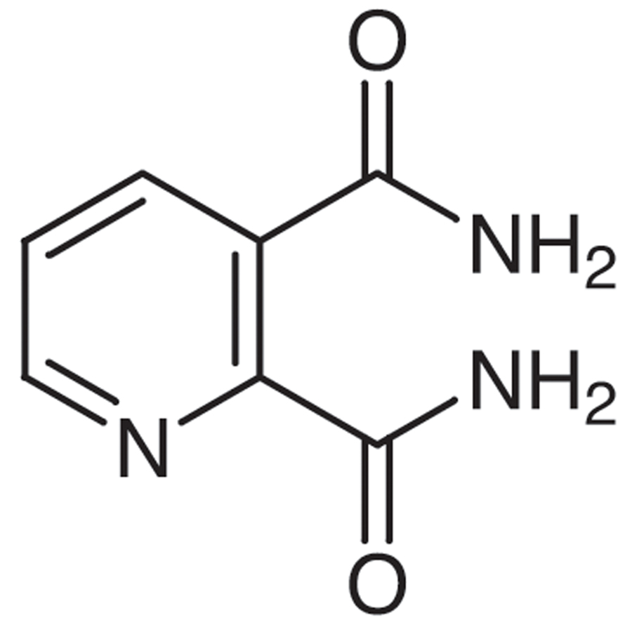 Pyridine-2,3-dicarboxamide