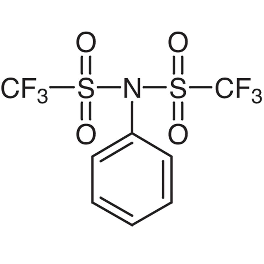 N-Phenylbis(trifluoromethanesulfonimide) [Triflating Reagent]