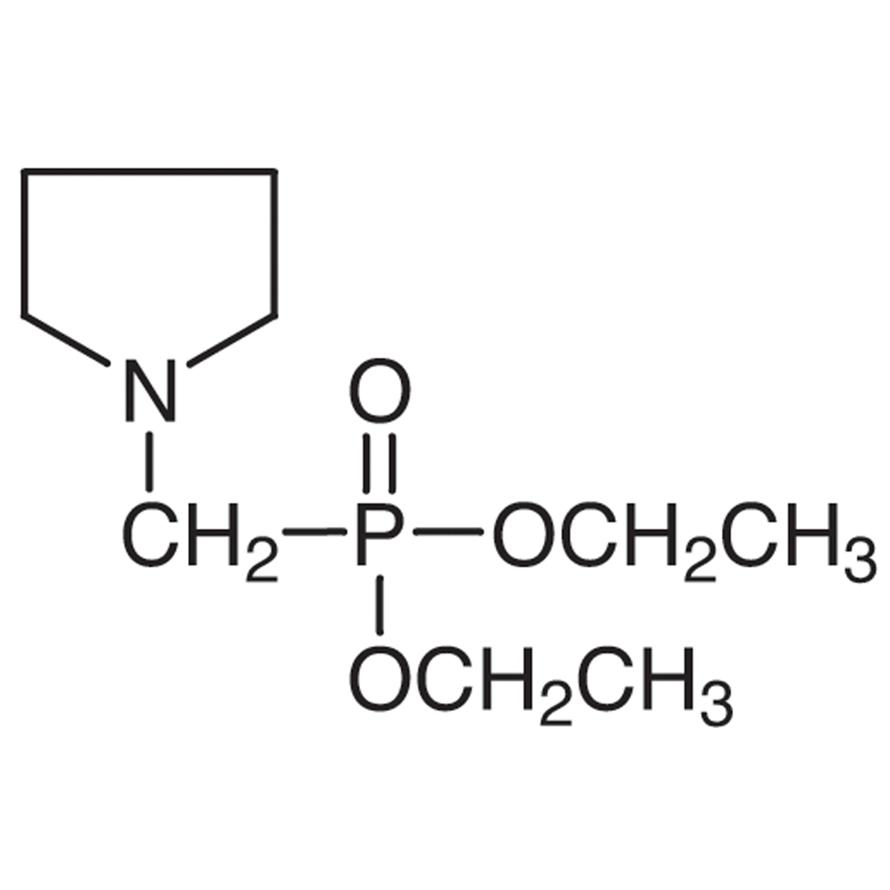Diethyl 1-Pyrrolidinemethylphosphonate