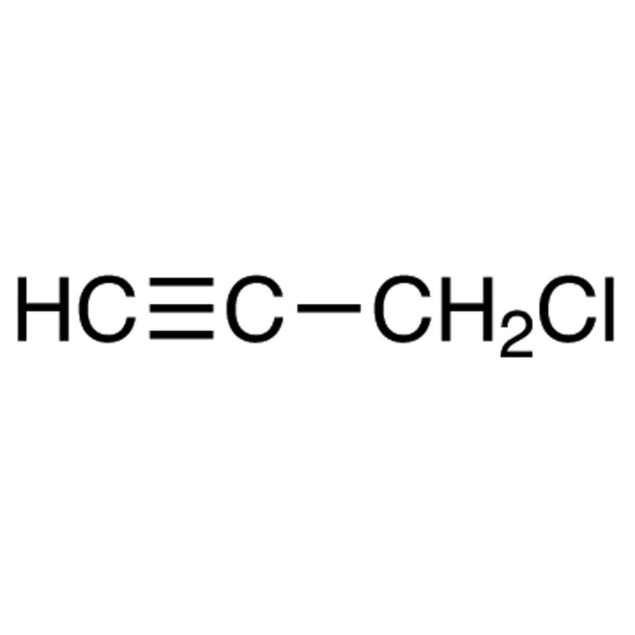 Propargyl Chloride (70% in Toluene, ca. 9.2mol/L)