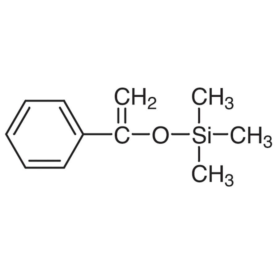 1-Phenyl-1-trimethylsilyloxyethylene