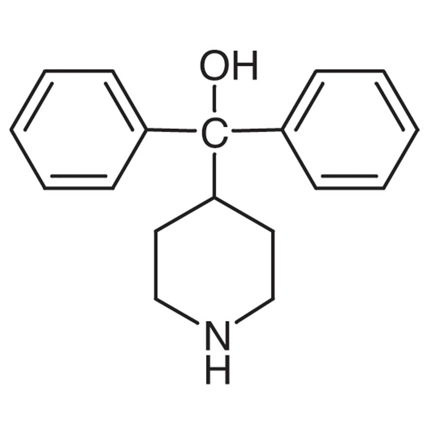 -(4-Piperidyl)benzhydrol