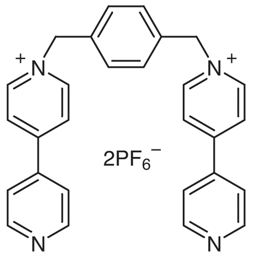 1,1'-[1,4-Phenylenebis(methylene)]bis(4,4'-bipyridinium) Bis(hexafluorophosphate)