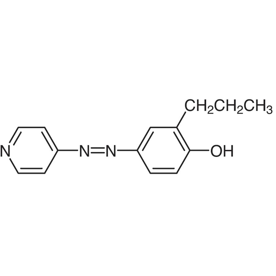 2-Propyl-4-(4-pyridylazo)phenol