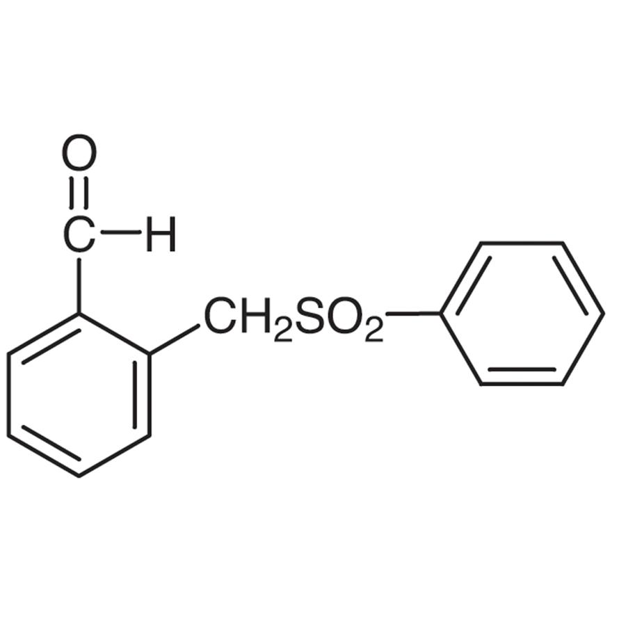 2-(Phenylsulfonylmethyl)benzaldehyde