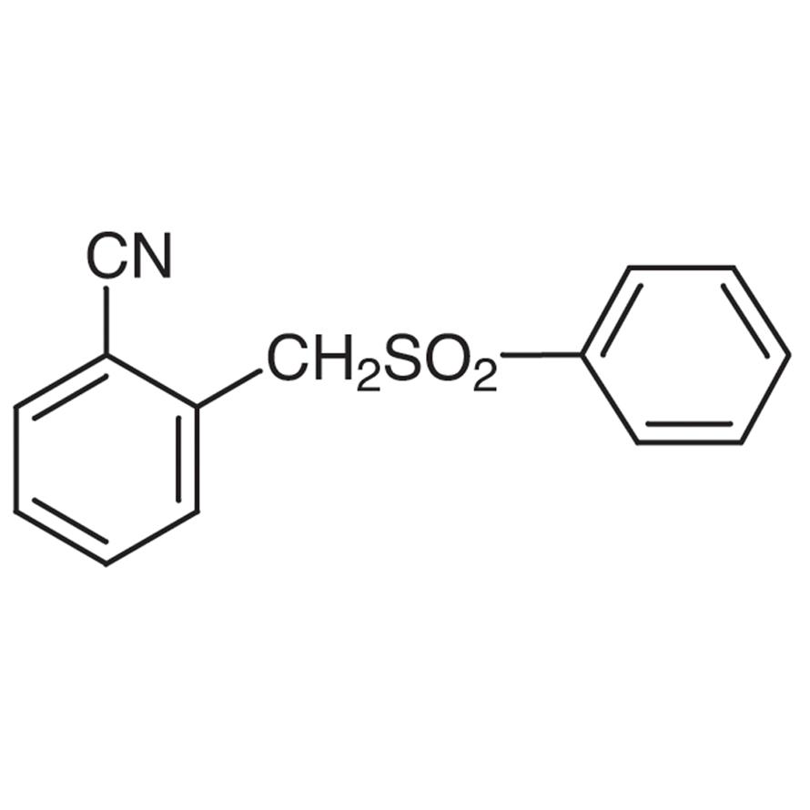 2-(Phenylsulfonylmethyl)benzonitrile