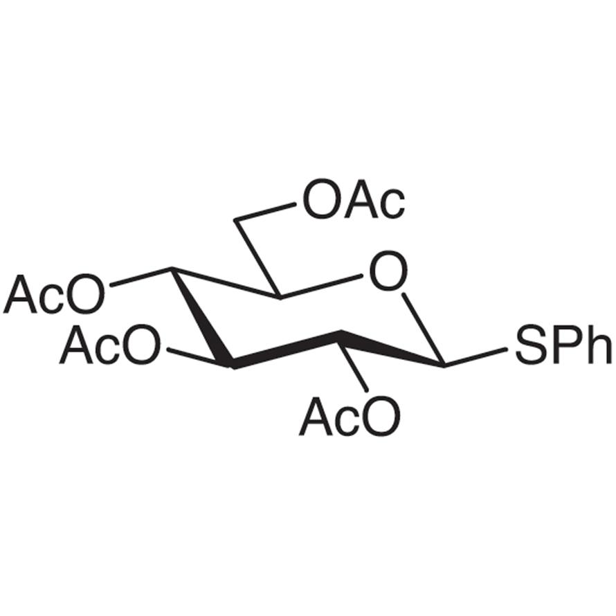 Phenyl 2,3,4,6-Tetra-O-acetyl-1-thio--D-glucopyranoside