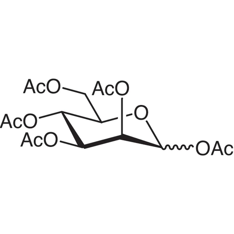 1,2,3,4,6-Penta-O-acetyl-D-mannopyranose