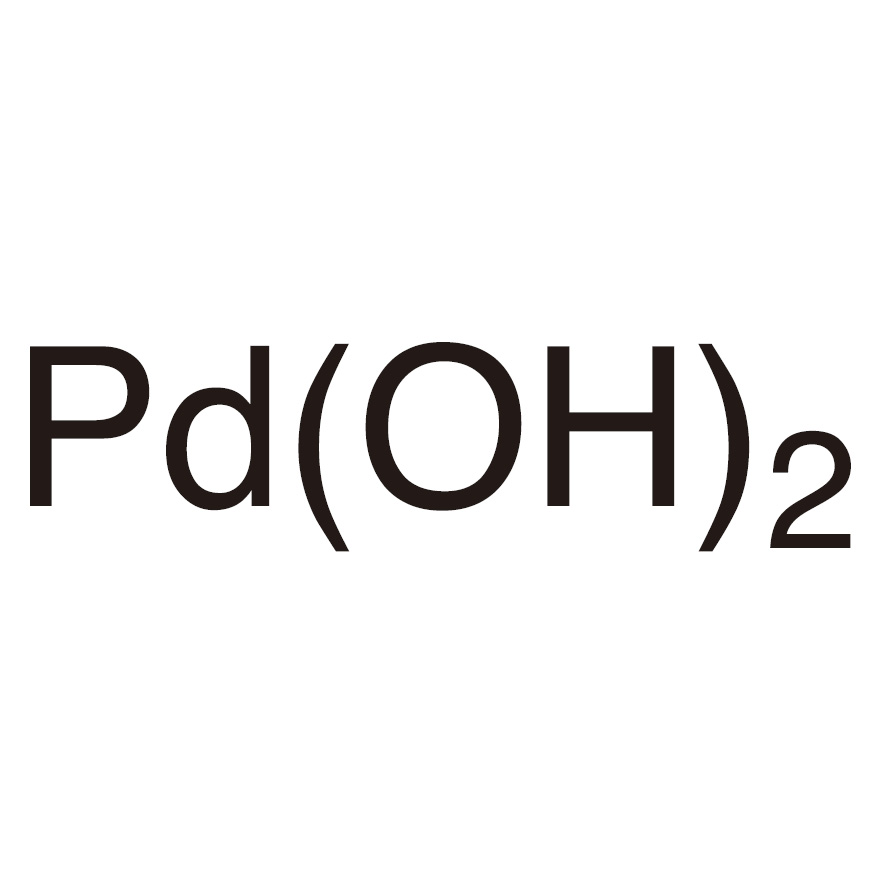Palladium Hydroxide (contains Pd, PdO) on Carbon (wetted with ca. 50% Water)