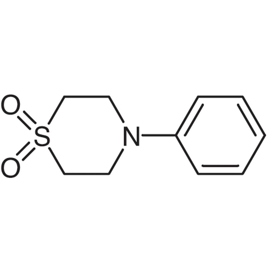 4-Phenylthiomorpholine 1,1-Dioxide