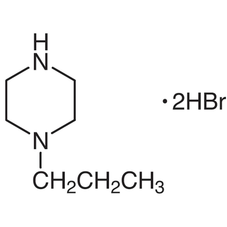 1-Propylpiperazine Dihydrobromide