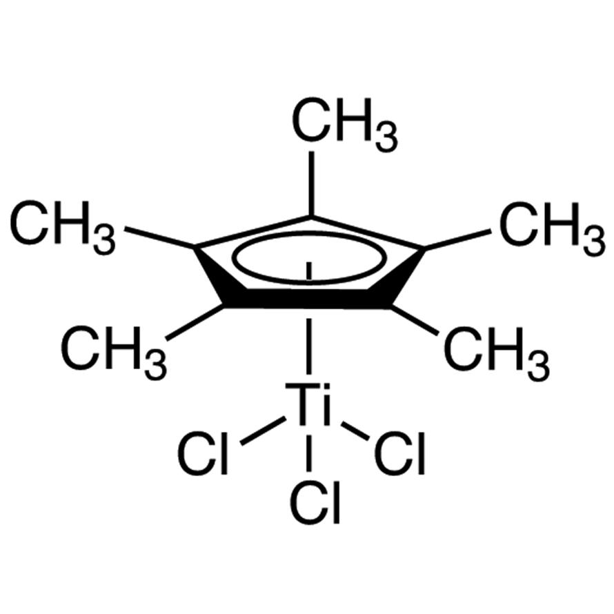 (Pentamethylcyclopentadienyl)titanium(IV) Trichloride