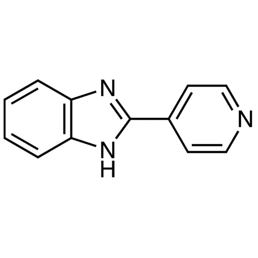 2-(4-Pyridyl)benzimidazole