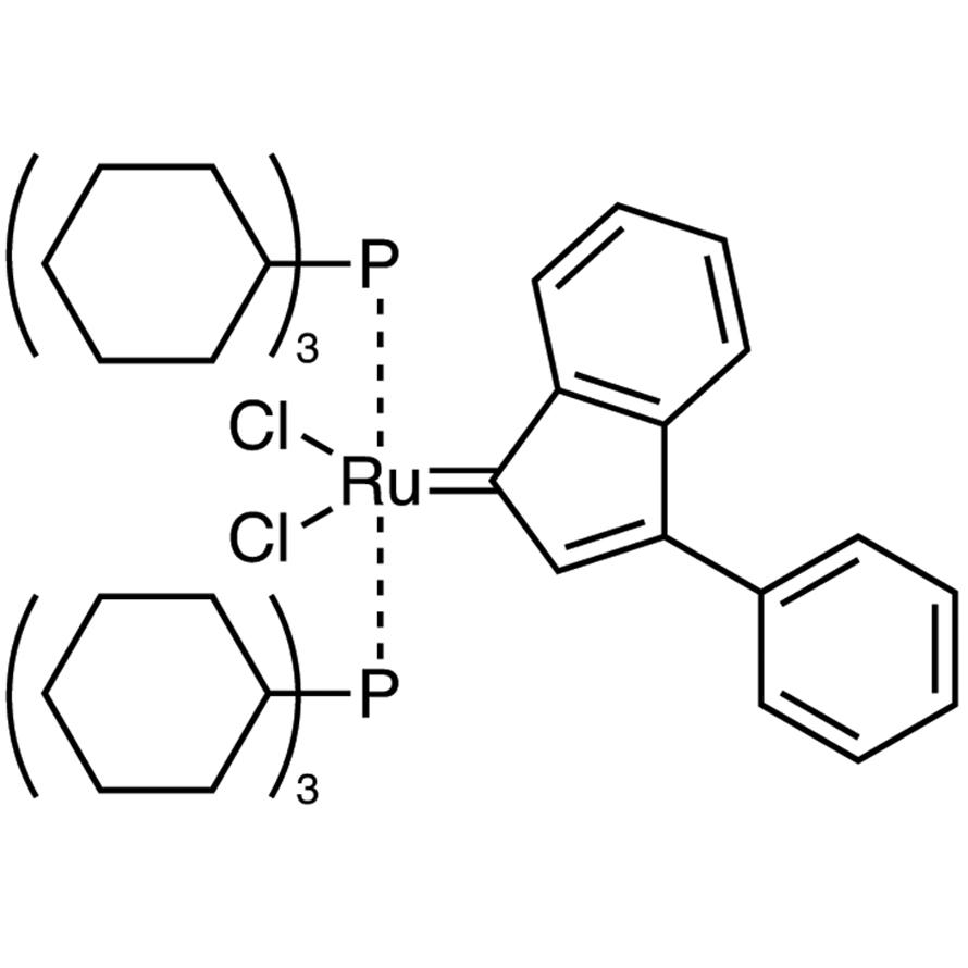 (3-Phenyl-1H-inden-1-ylidene)bis(tricyclohexylphosphine)ruthenium(II) Dichloride Tetrahydrofuran Adduct