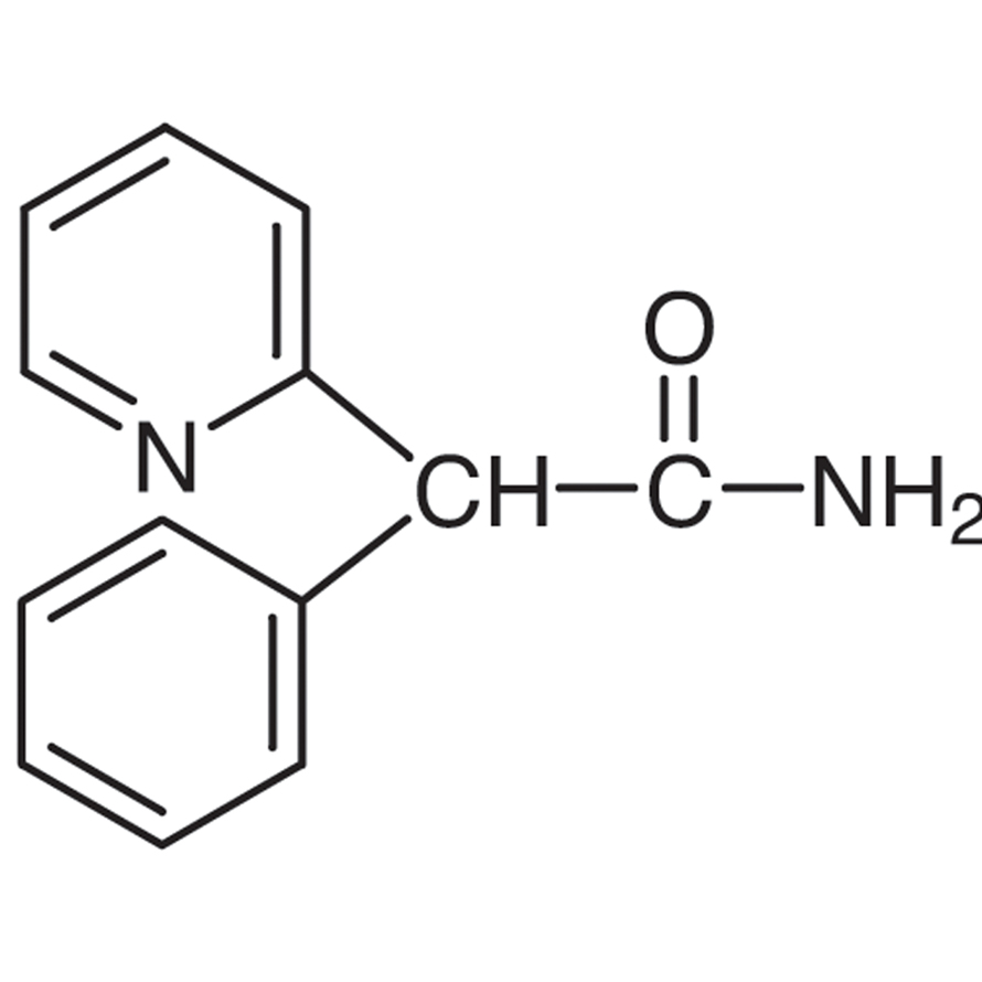 2-Phenyl-2-(2-pyridyl)acetamide