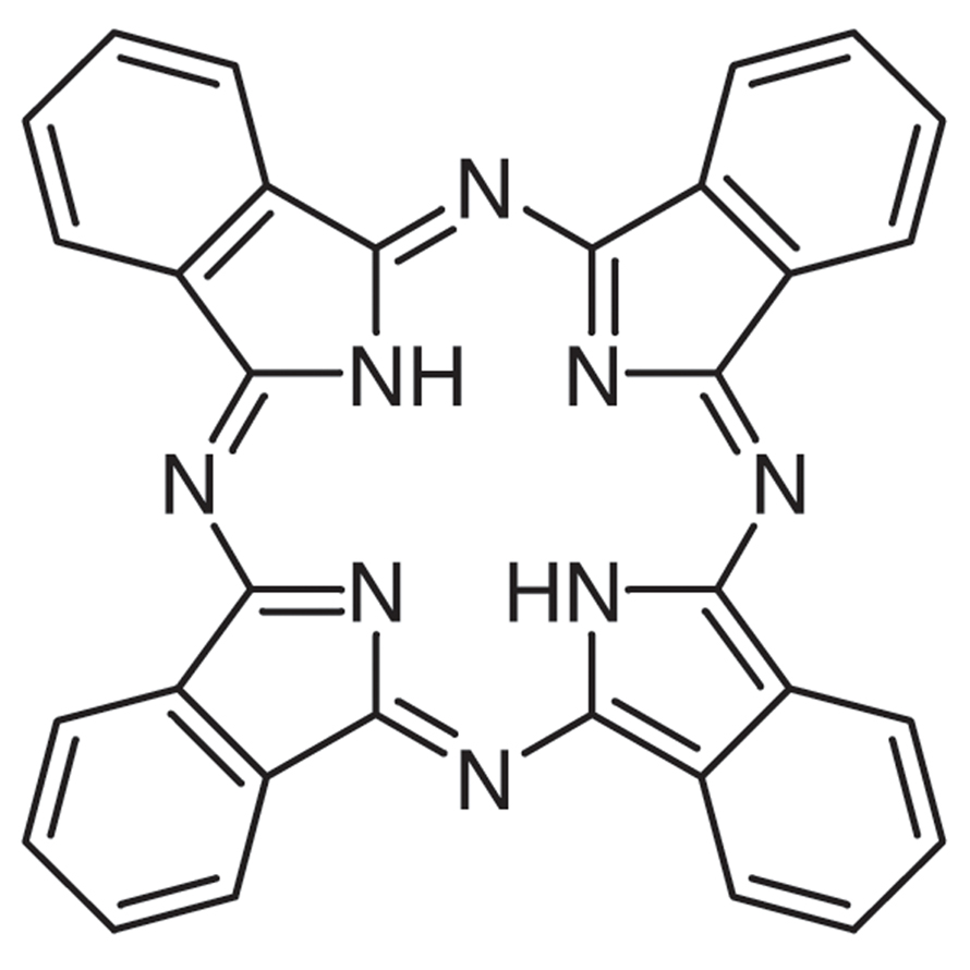 Phthalocyanine (purified by sublimation)