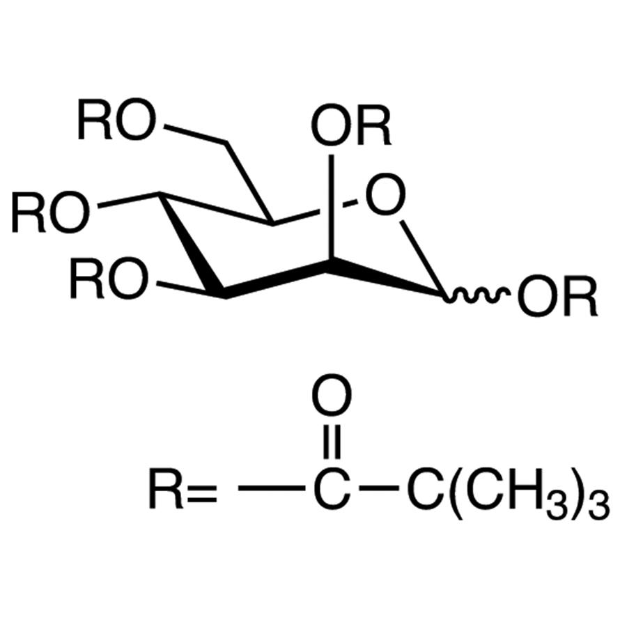 1,2,3,4,6-Penta-O-pivaloyl-D-mannopyranose