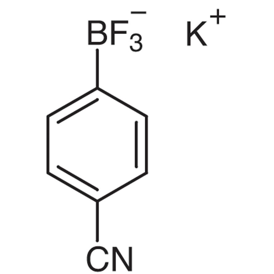 Potassium (4-Cyanophenyl)trifluoroborate