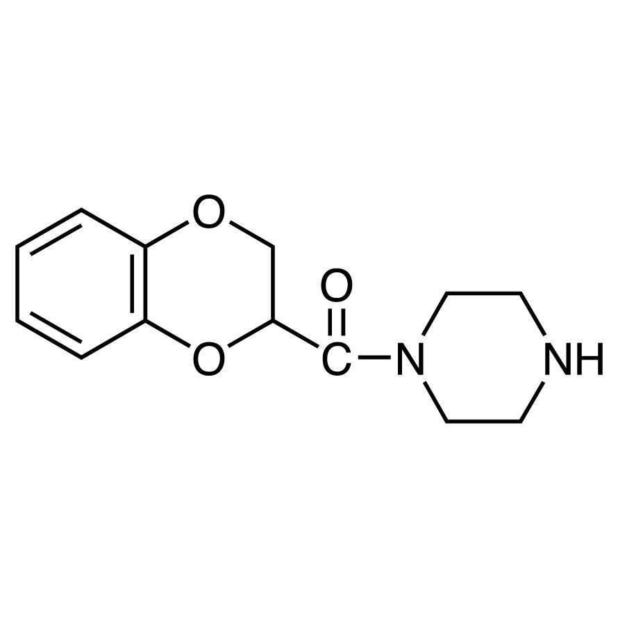 2-(1-Piperazinylcarbonyl)-1,4-benzodioxane