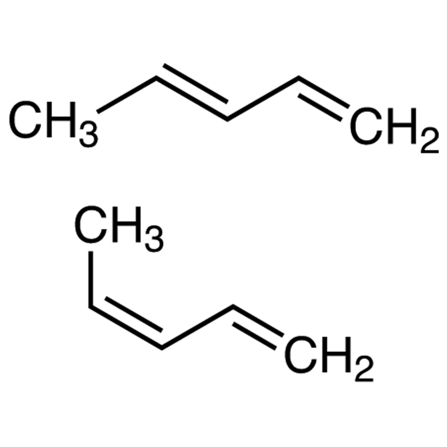 1,3-Pentadiene (cis- and trans- mixture) (stabilized with TBC)