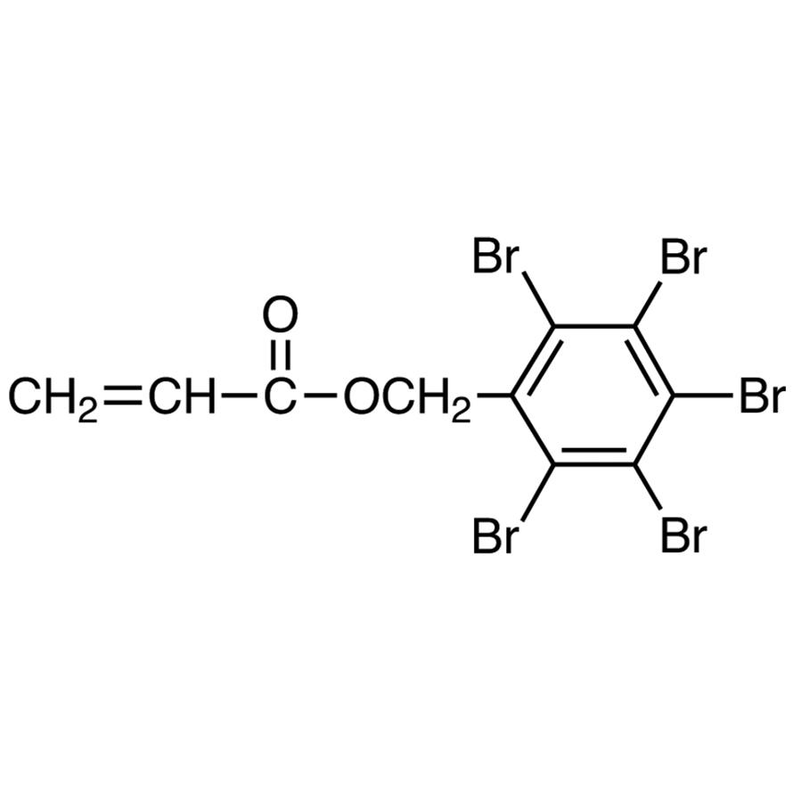 Pentabromobenzyl Acrylate