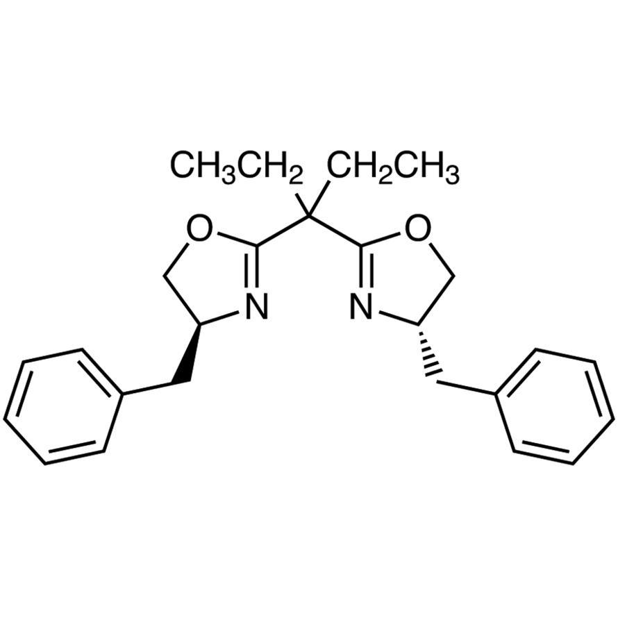 (4S,4'S)-2,2'-(Pentane-3,3'-diyl)bis(4-benzyl-4,5-dihydrooxazole)