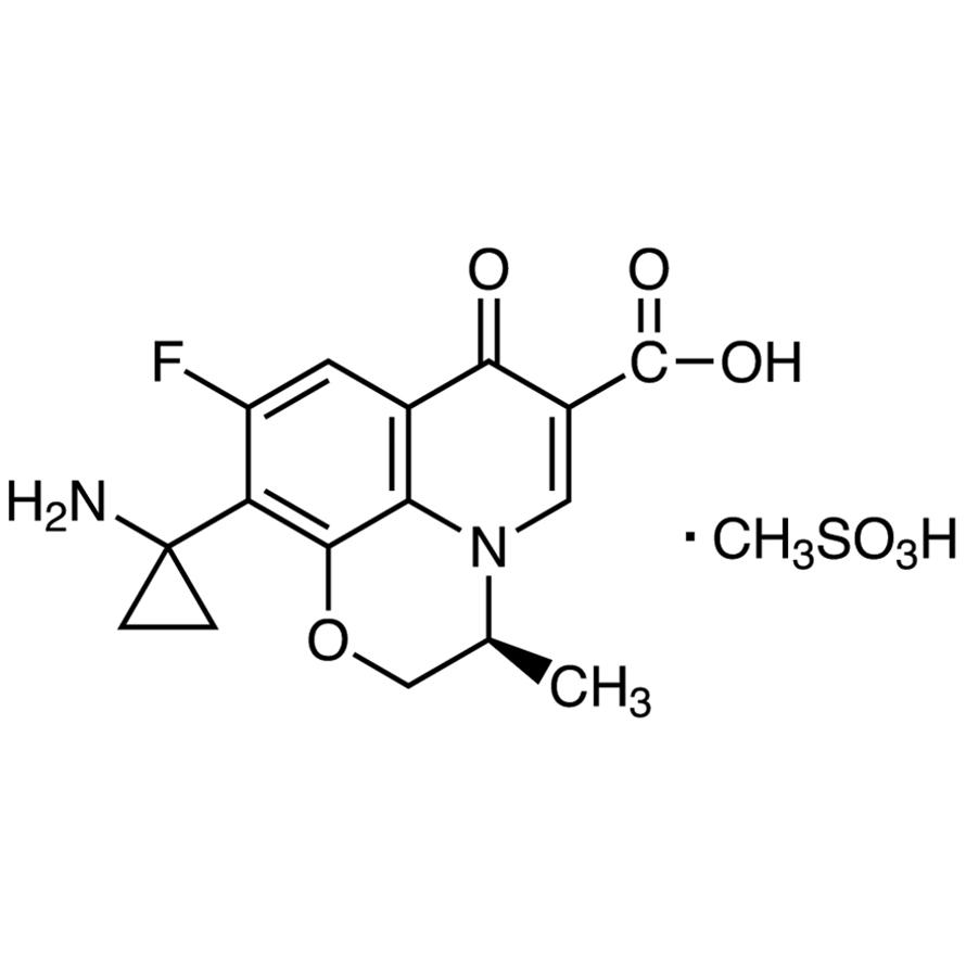Pazufloxacin Mesylate