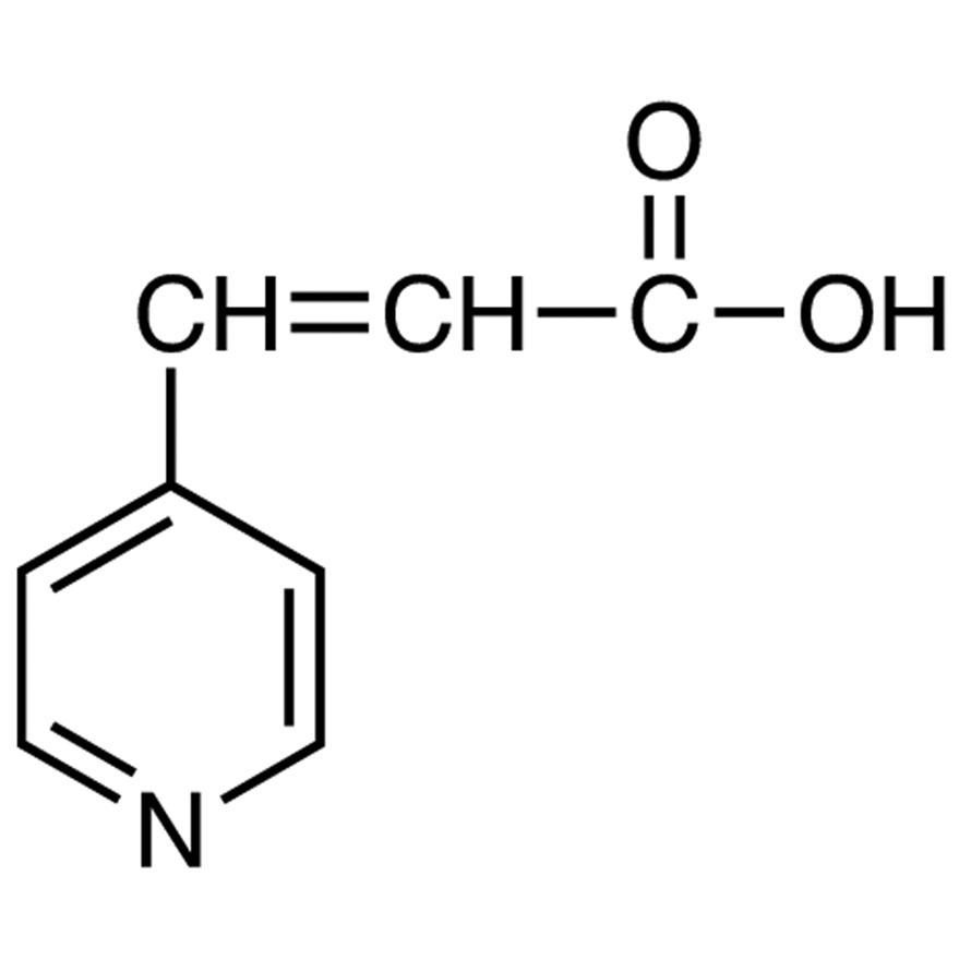 3-(4-Pyridyl)acrylic Acid