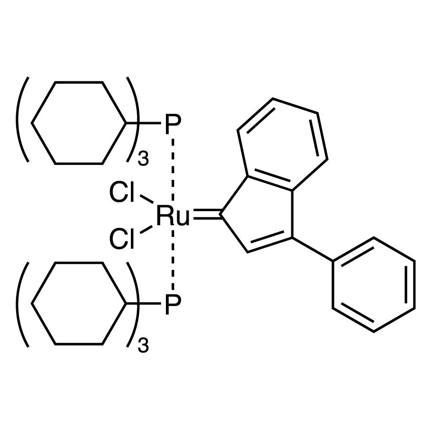 (3-Phenyl-1H-inden-1-ylidene)bis(tricyclohexylphosphine)ruthenium(II) Dichloride