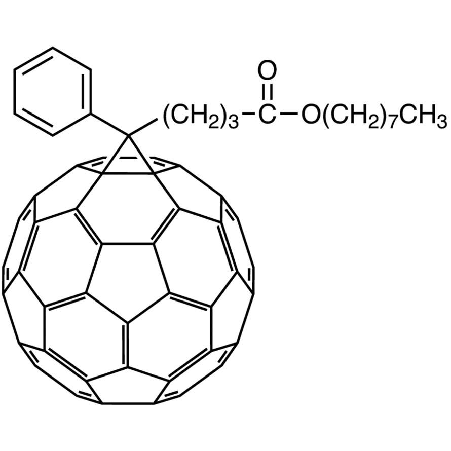 [6,6]-Phenyl-C61-butyric Acid n-Octyl Ester
