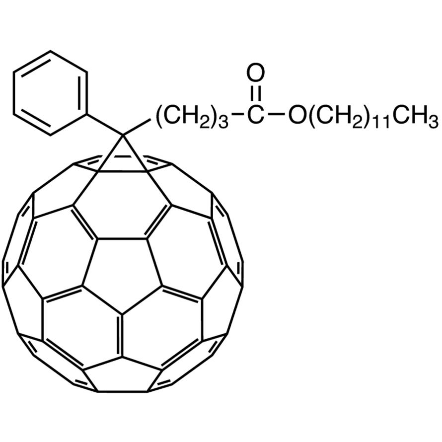 [6,6]-Phenyl-C61-butyric Acid Dodecyl Ester