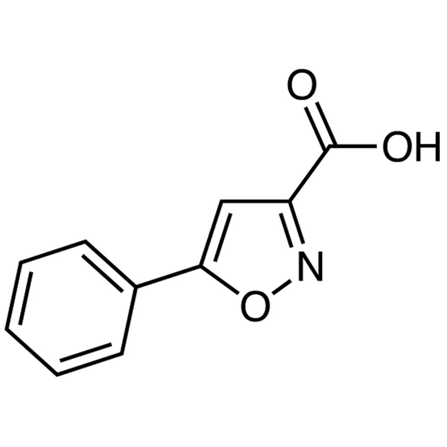 5-Phenylisoxazole-3-carboxylic Acid