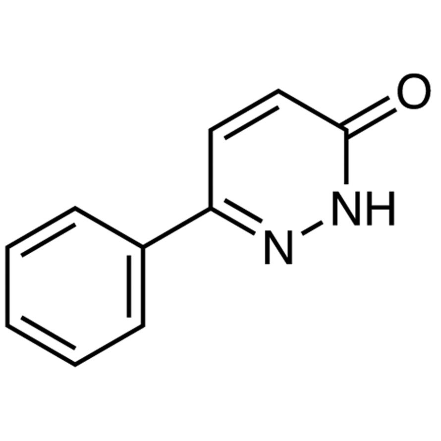 6-Phenyl-3(2H)-pyridazinone