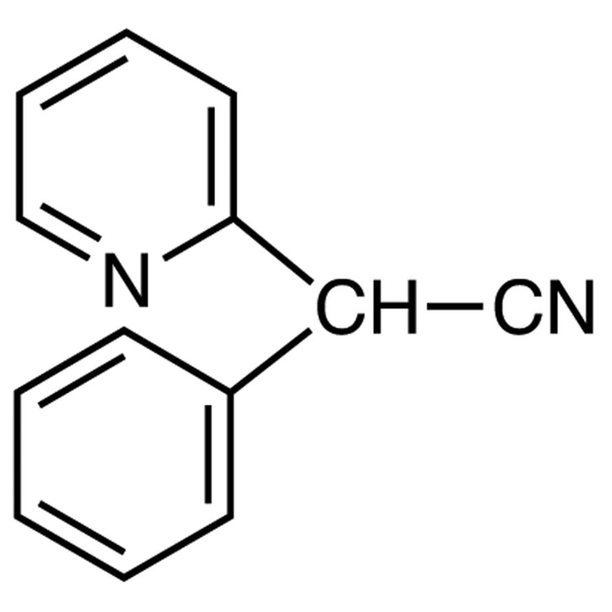 2-Phenyl-2-(2-pyridyl)acetonitrile