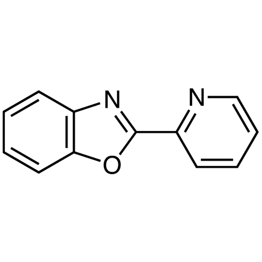 2-(2-Pyridyl)benzoxazole