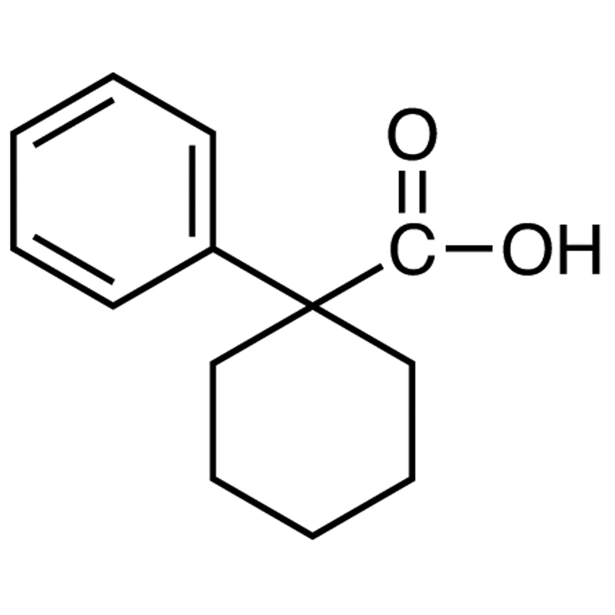 1-Phenyl-1-cyclohexanecarboxylic Acid