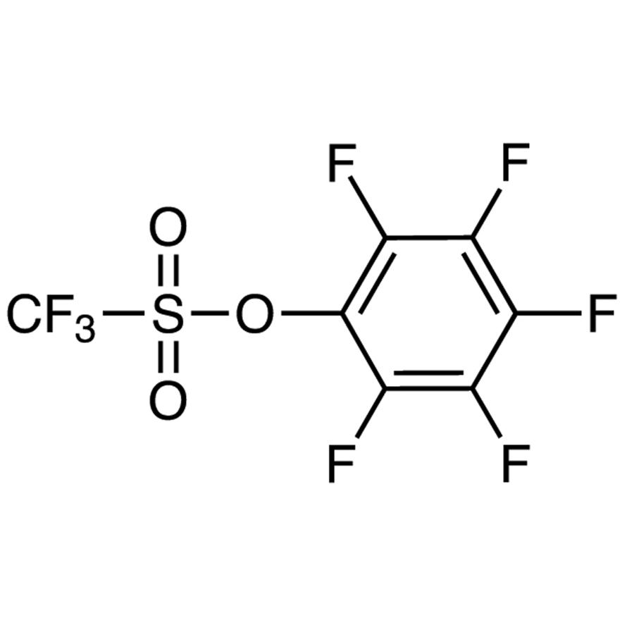 Pentafluorophenyl Trifluoromethanesulfonate