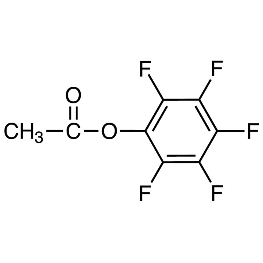 Pentafluorophenyl Acetate