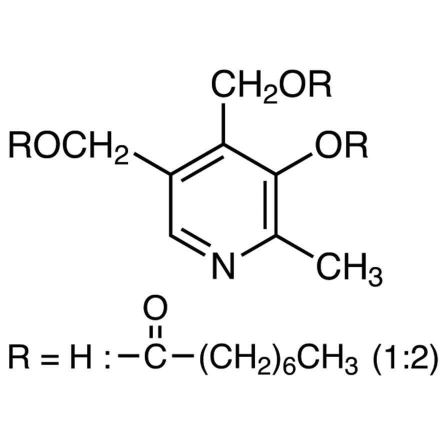 Pyridoxine Dicaprylate