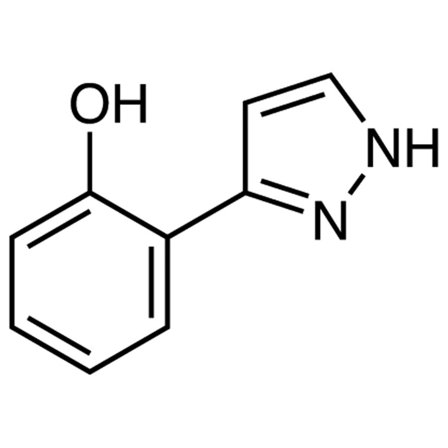 2-(1H-Pyrazol-3-yl)phenol