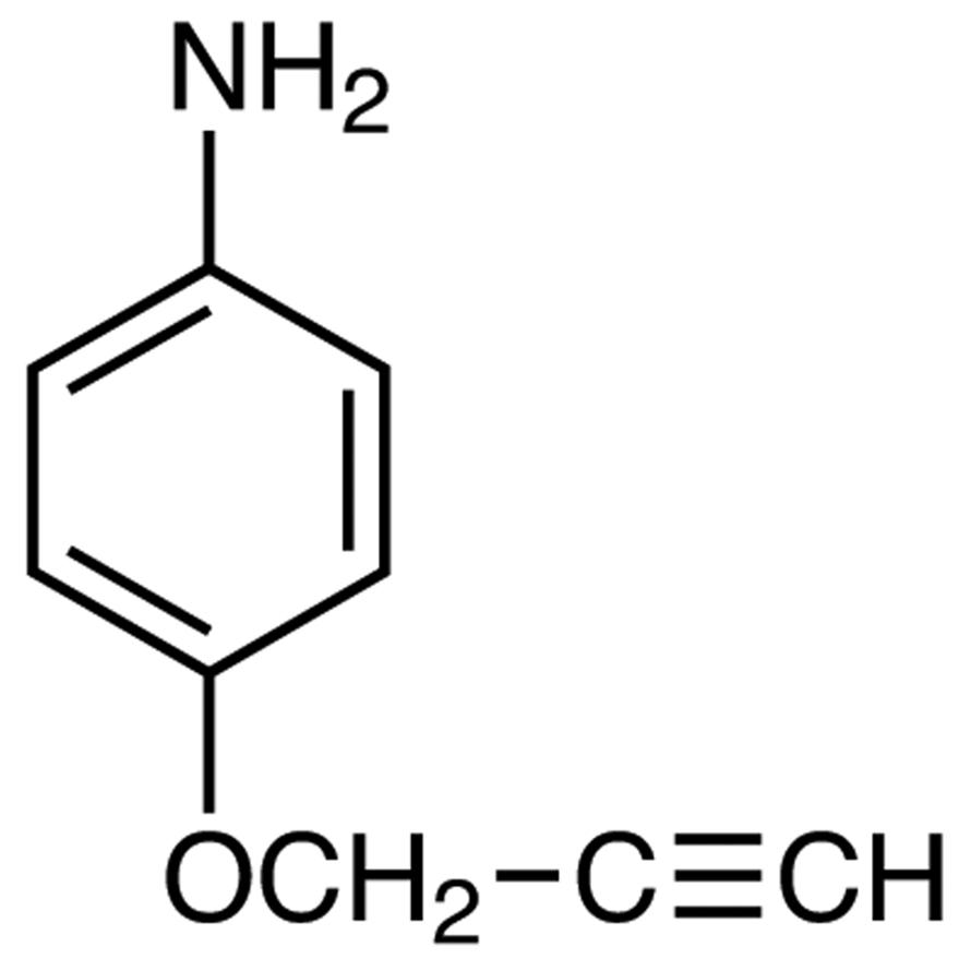 4-(2-Propynyloxy)aniline
