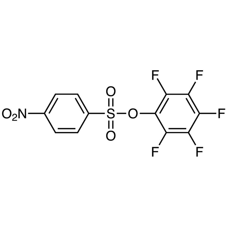 Pentafluorophenyl 4-Nitrobenzenesulfonate