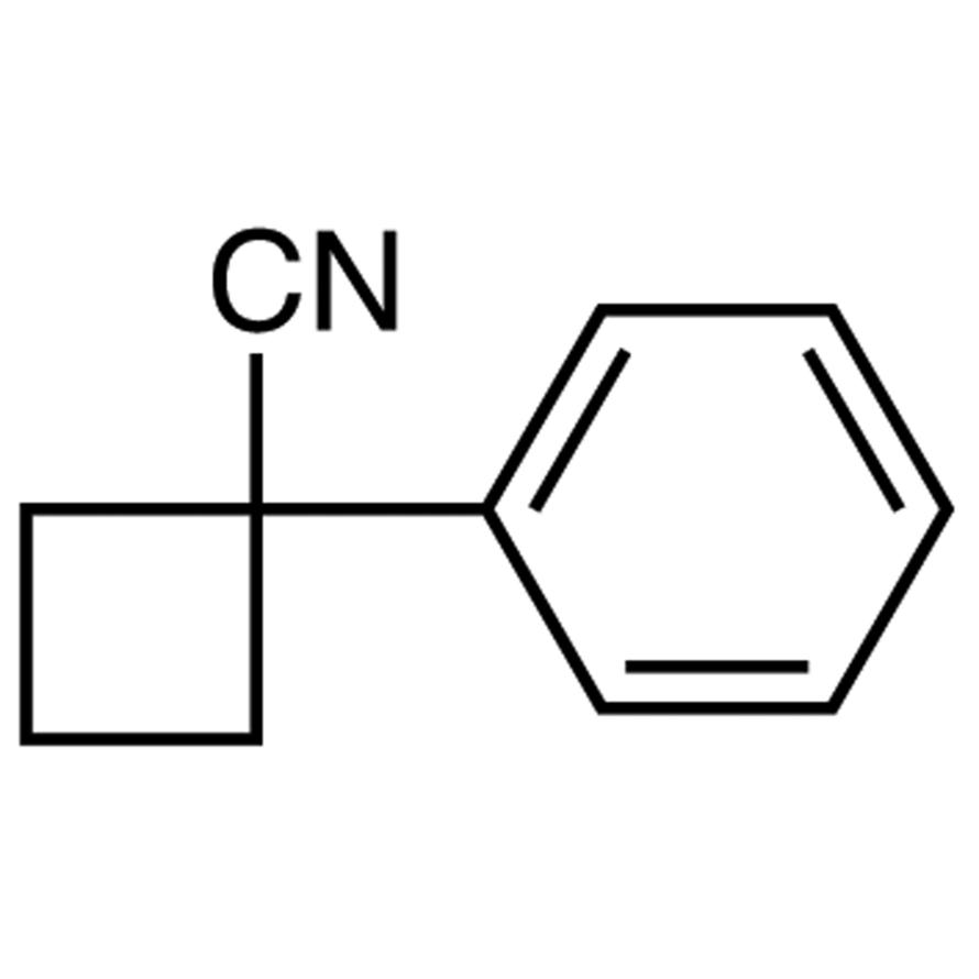 1-Phenylcyclobutanecarbonitrile
