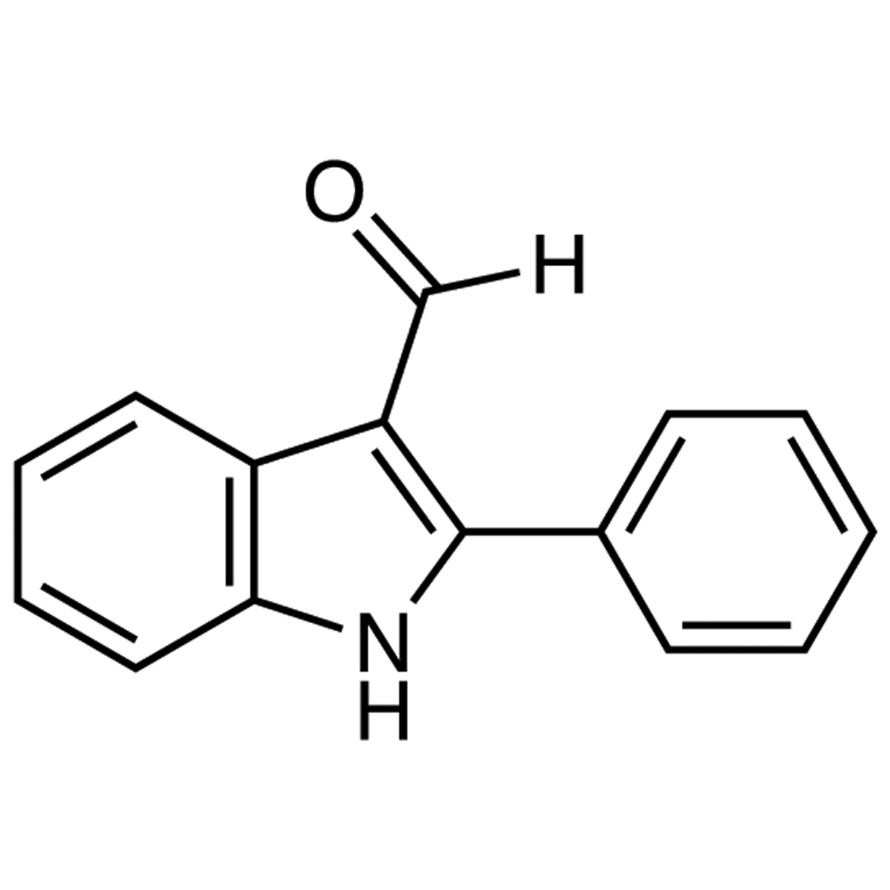 2-Phenylindole-3-carboxaldehyde
