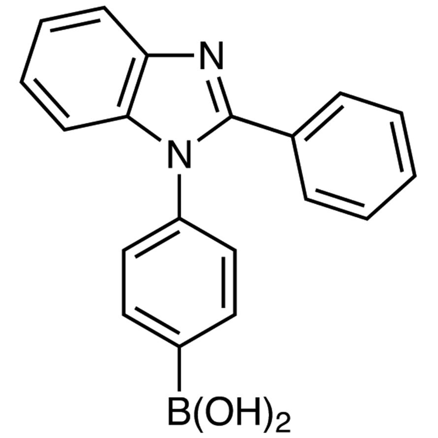 4-(2-Phenyl-1H-benzimidazol-1-yl)phenylboronic Acid (contains varying amounts of Anhydride)
