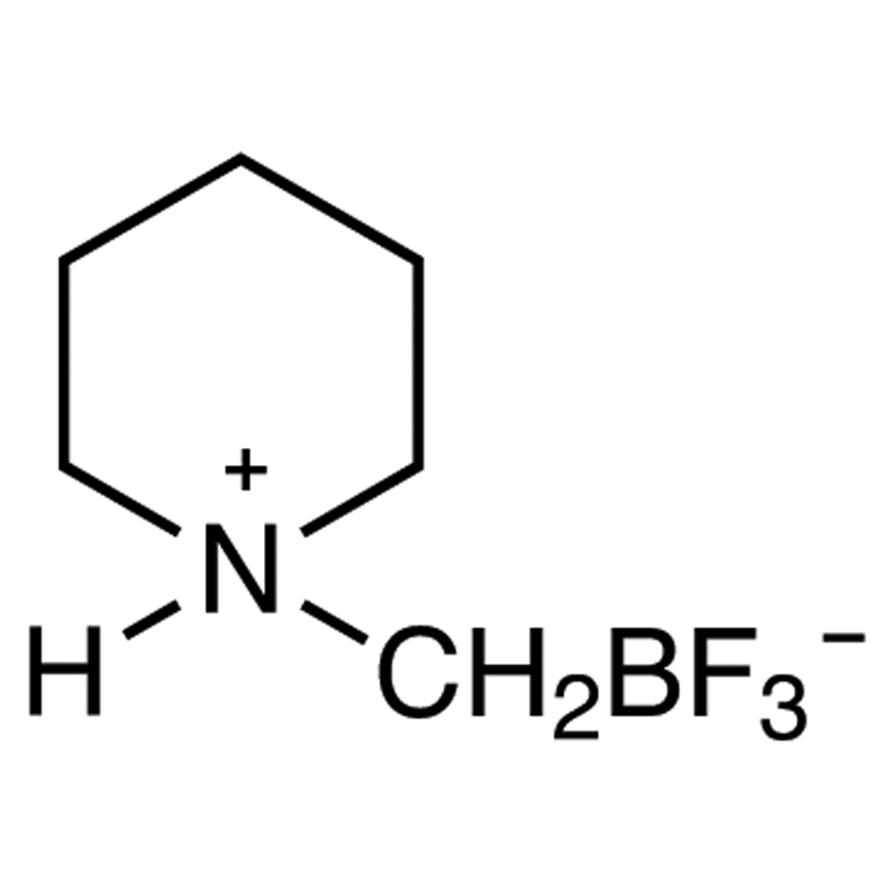 (Piperidinium-1-ylmethyl)trifluoroborate