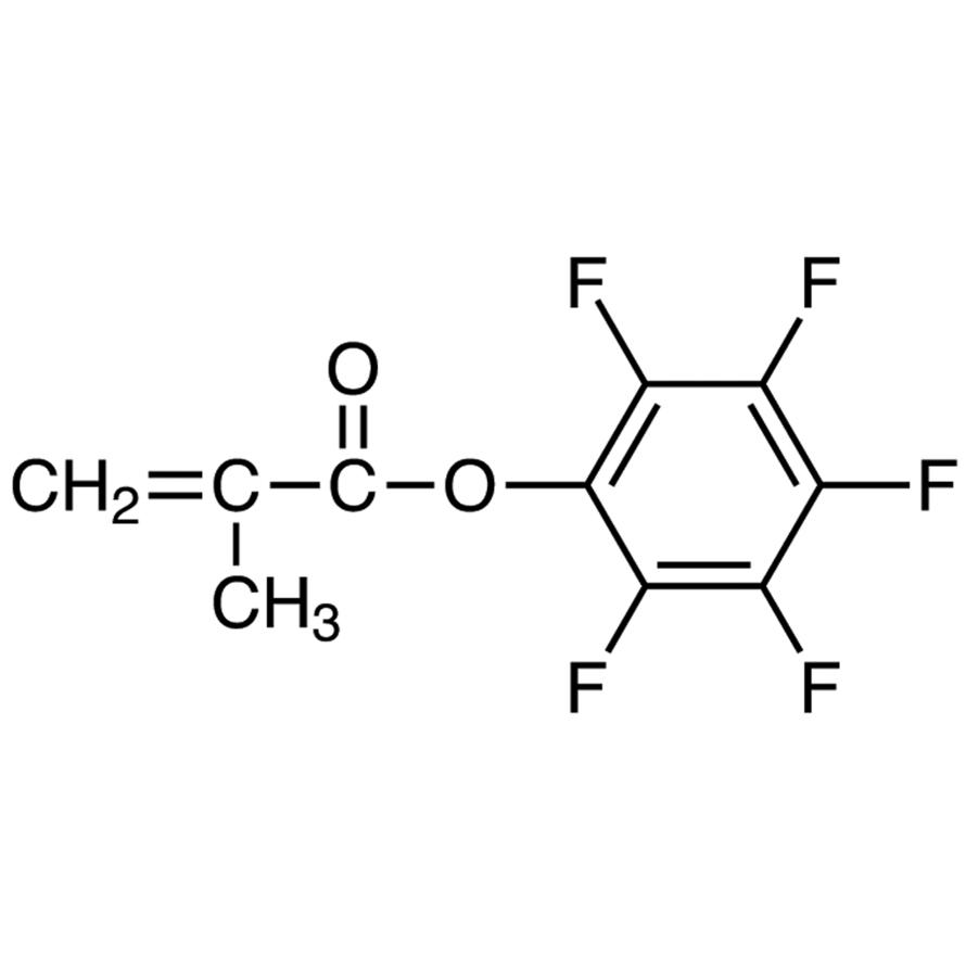 Pentafluorophenyl Methacrylate (stabilized with MEHQ)