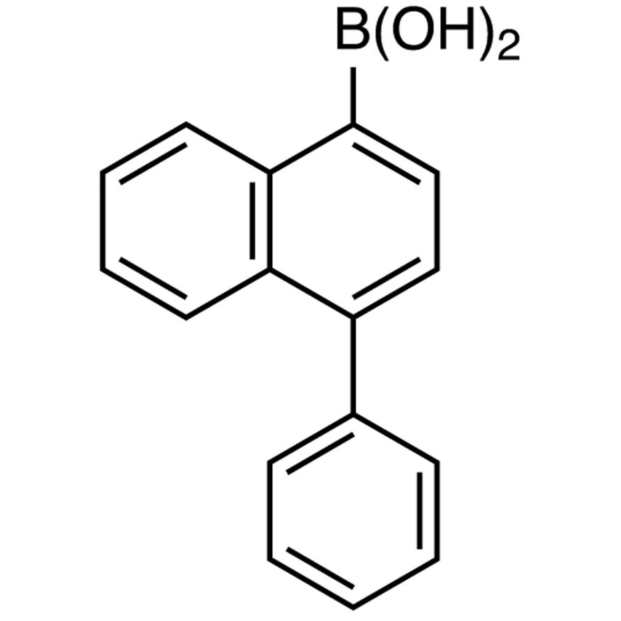 4-Phenylnaphthalene-1-boronic Acid (contains varying amounts of Anhydride)