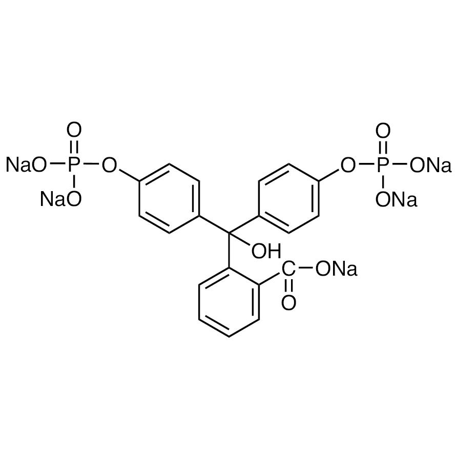 Phenolphthalein Diphosphate Pentasodium Salt Hydrate