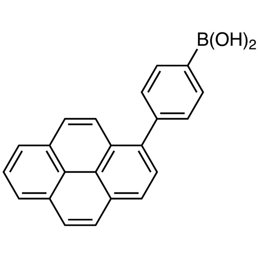 4-(1-Pyrenyl)phenylboronic Acid (contains varying amounts of Anhydride)